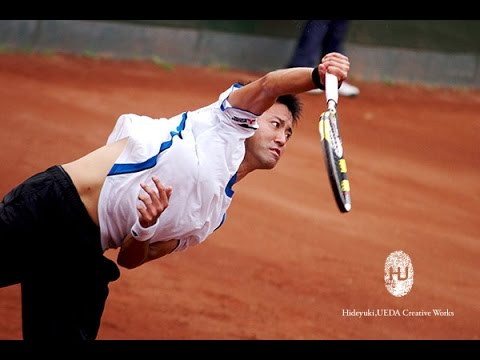 【札幌国際OP2015】徳田 廉大vs仁木 拓人[Tennis:Renta Tokuda vs Takuto Niki]