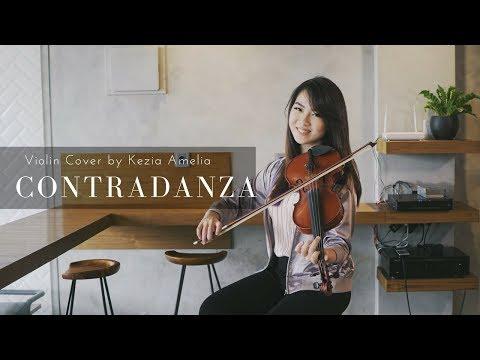 Contradanza Violin Cover by Kezia Amelia mp3