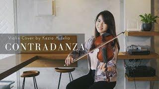 Gambar cover Contradanza Violin Cover by Kezia Amelia