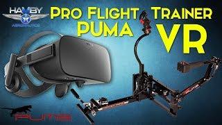 X-Plane 11 VR | PFT Puma | Joshua Hamby