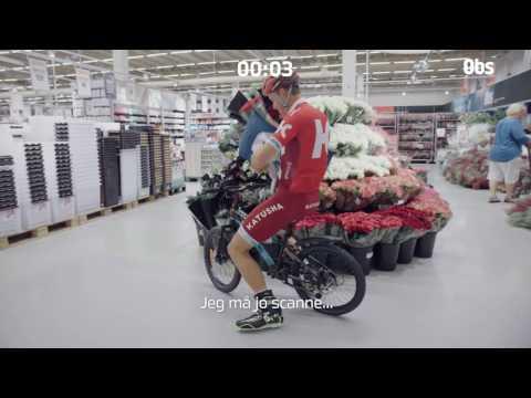 Obs ShopExpress - Northug vs Kristoff