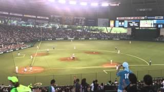 2012/9/2西武ドームにて.