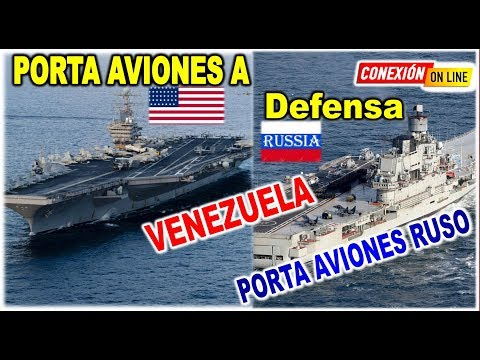 Invasión a Venezuela ¿EEUU y Europa vs Rusia y China?