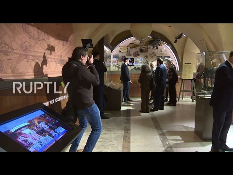 Russia: State Sports Museum opens in Moscow