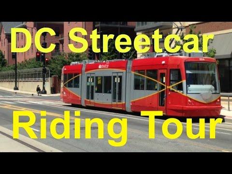 DC Streetcar | Riding Tour of H Street