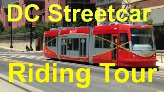 DC Streetcar | Riding Tour of H Street