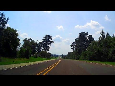 Road Trip #208 - SH-7 - Ratcliff to Crockett, Texas