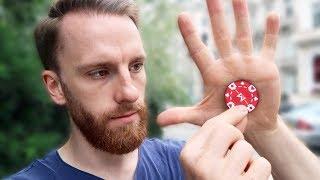 Don't take your eyes off the casino chip! | Steven Bridges