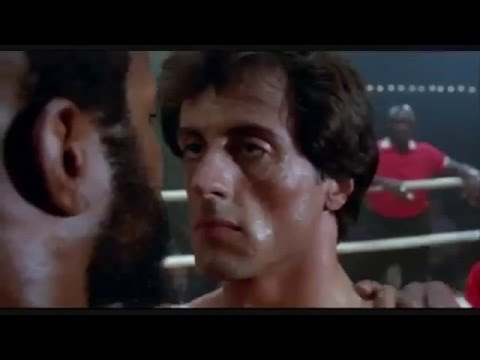 Rocky III  Rocky Balboa Vs Clubber Lang 2nd Fight