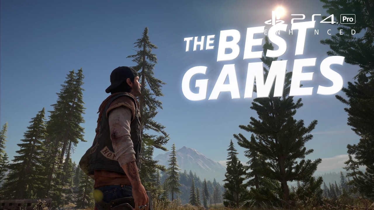 Catalogo 4k De Los Mejores Juegos Para Ps4 Pro Youtube