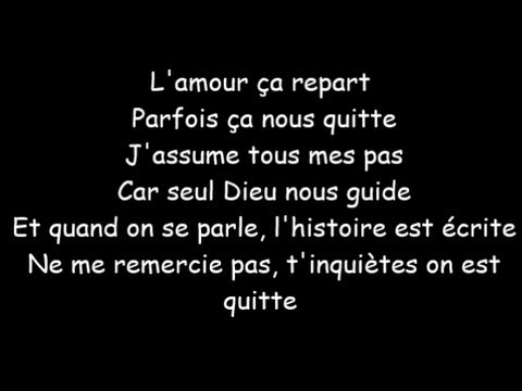 On se connaît Youssoupha (Lyrics)