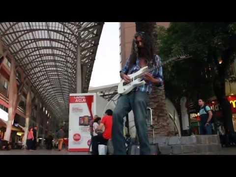FEMUR - ASHproyect Street Tour - Paseo Las Palmas - 20150424