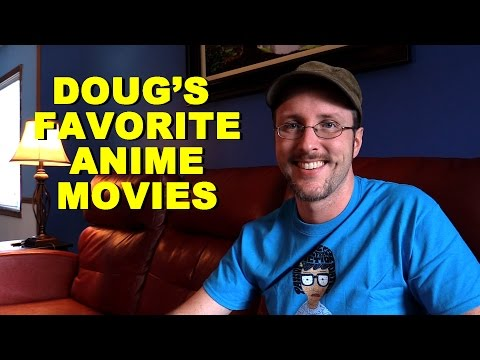 Doug's Favorite Anime Movies
