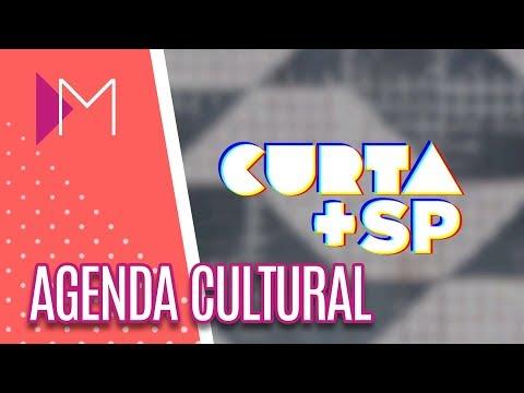 Curta + SP: Dicas culturais - Mulheres (13/07/2018)