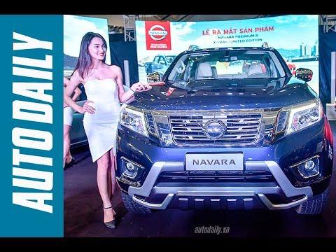 Autodaily.vn   Nissan Navara Premium R 2017 ra mắt thị trường Việt, giá 815 triệu đồng