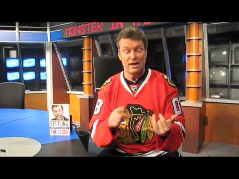 """Mike North discusses his new book """"Settling the Score: Talkin' Chicago Sports"""""""