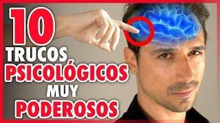 Manipula Tu Cerebro y el de Otras Personas con 10 Trucos Psicológicos ¡Muy Sencillos! de Controlar