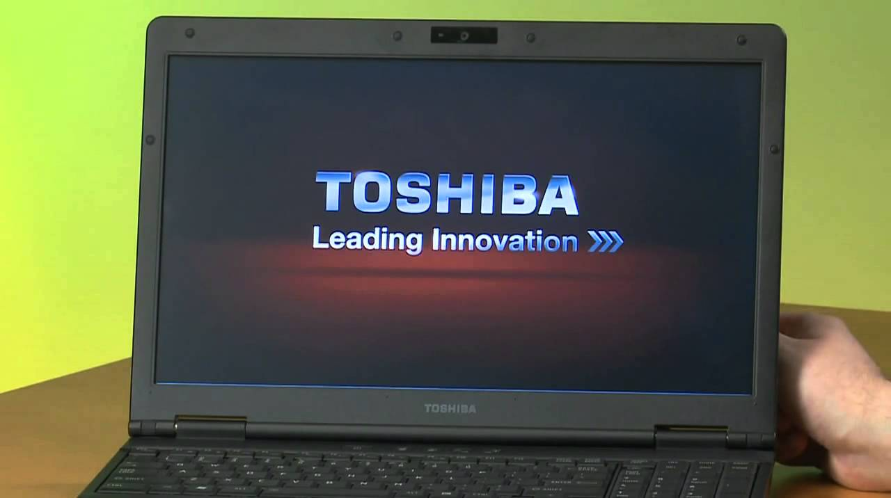 Drivers: Toshiba Tecra A11 Display Device Change