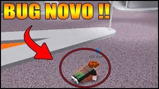 LEFT NEW BUG COULD EASY in SUPER POWER TRAINING SIMULATOR! (ROBLOX)