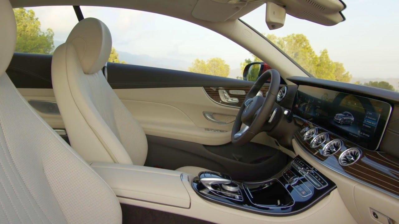 2018 mercedes benz e class coup interior and exterior for Mercedes benz e class interior