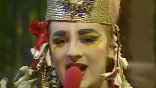 Boy George - Top of The Pops History (1982-2003)