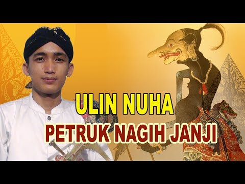 Part 03, PETRUK NAGIH JANJI,Wayang Kulit Dalang Ulin Aksi Indosiar 2019