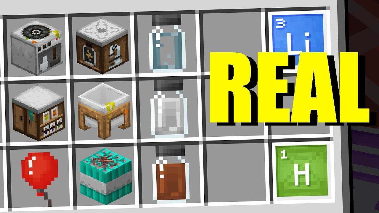 Minecraft education edition chemistry recipes latex | How to