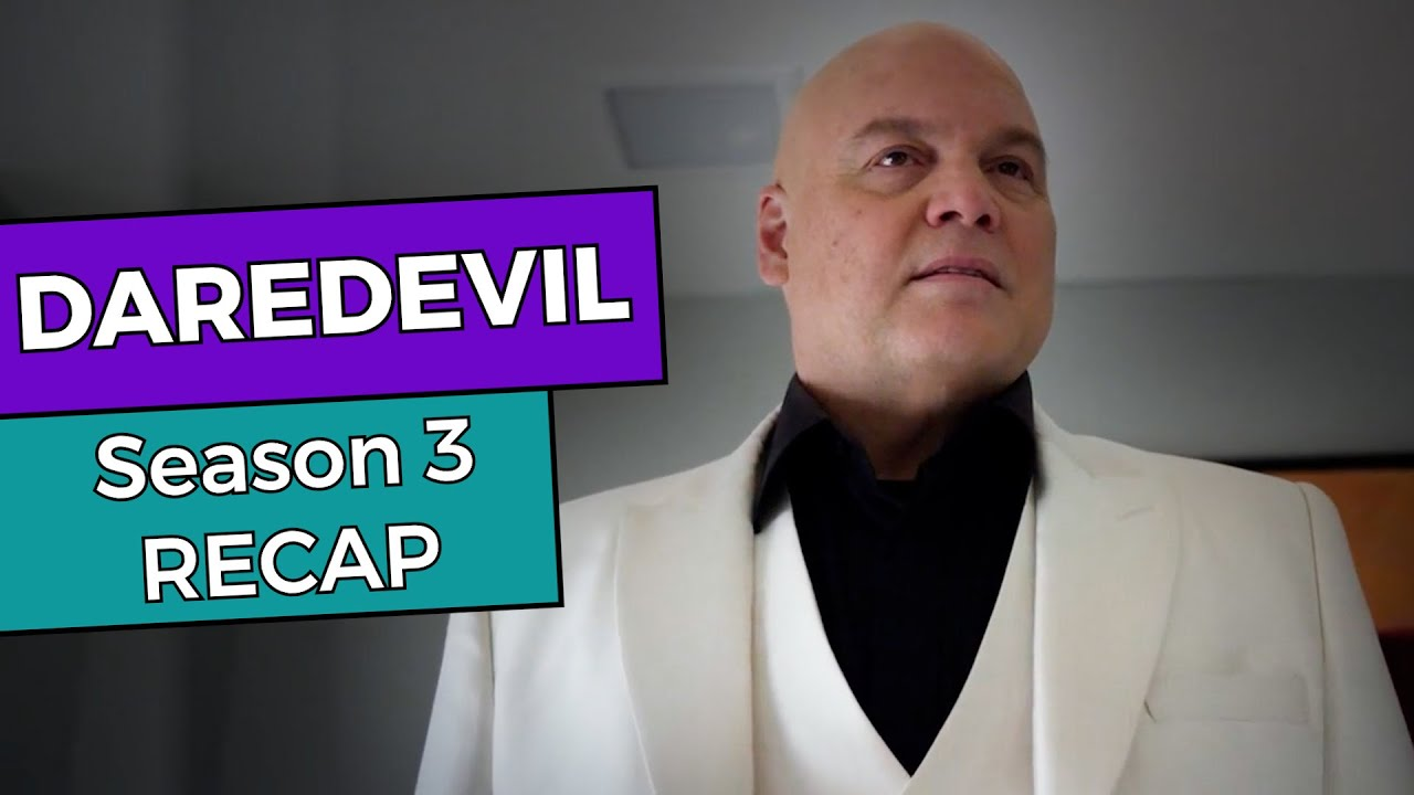 Download Daredevil: Season 3 RECAP