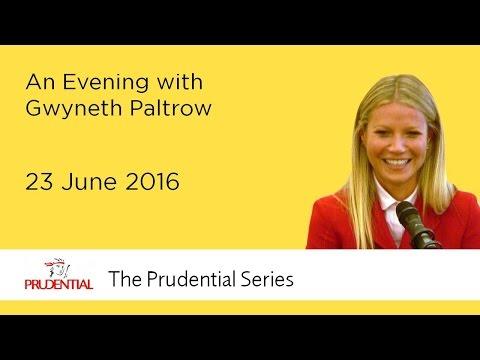 An Evening with Gwyneth Paltrow