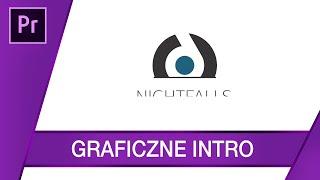 Minimalistyczne Intro ▪ Adobe Premiere #78 | Poradnik ▪ Tutorial