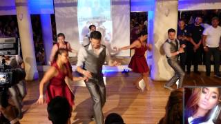 Nieves Latin Dance Co @ Mini Moira RIP Fundraiser