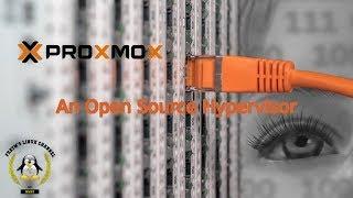 Open source Hypervisor - Proxmox