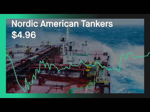 NAT Stock Will Move BIG Next Week | Nordic American Tankers