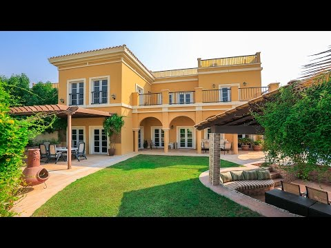Dubailand | The Villa Project | Cordoba-Villa 5 Bedroom for Sale