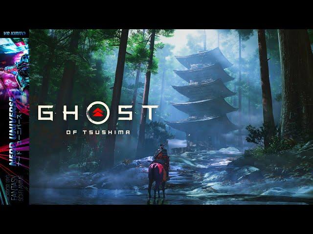 Ghost Of Tsushima #7 Die Windhaltung & Die Friedhofs-Diebe ☯ 1440p [Deutsch]