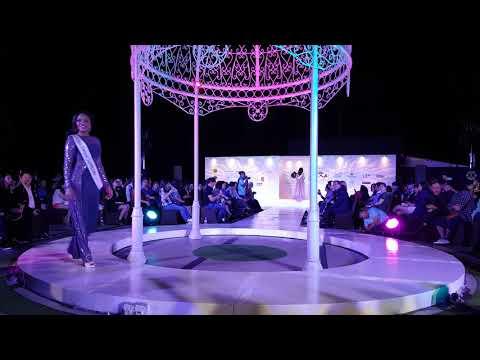 Miss Tourism World 2017/2018 - SkyWalk Charity Event - Evening Gown