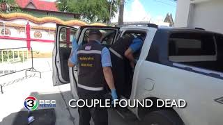 COUPLE FOUND DEAD | Ch3Thailand