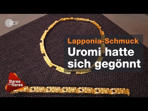 Für die Enkel im Goldrausch - Bares für Rares vom 21.05.2019 | ZDF from YouTube · Duration:  8 minutes 33 seconds