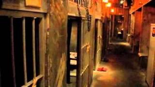 Spooky Restaurant in Tokyo: Alcatraz E.R, Shibuya