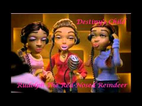 Destiny39s Child  Rudolph The Red Nosed Reindeer YouTube