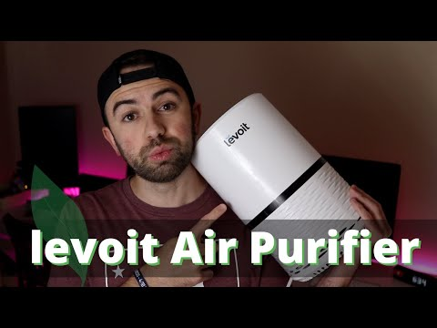 LEVOIT Air Purifier with H13 True HEPA - Review