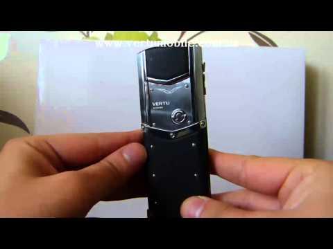 520974215ccf Лучшая копия Vertu Signature S design - YouTube
