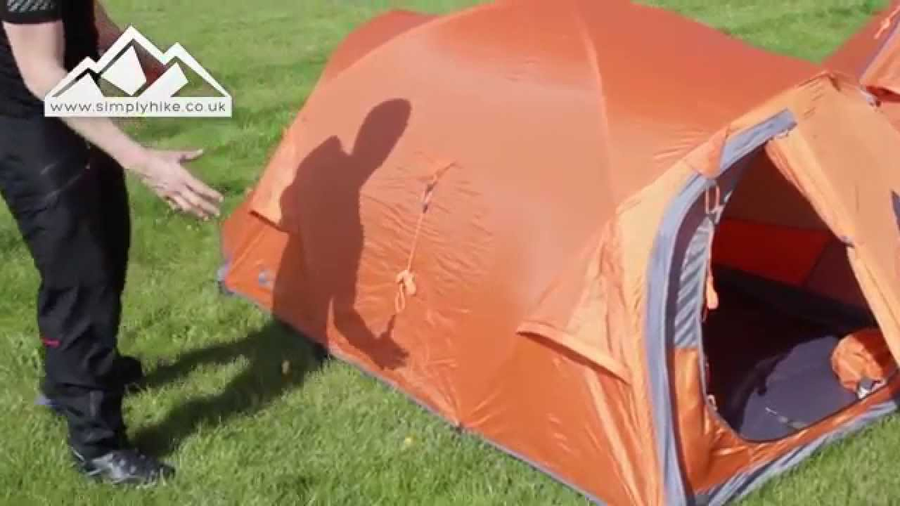 Vango Ostro 200 Tent - .simplyhike.co.uk & Vango Ostro 200 Tent - www.simplyhike.co.uk - YouTube