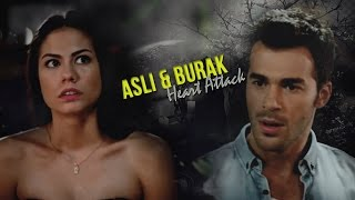 ►Asli & Burak - Heart Attack ~Cilek Kokusu/Strawberry Smell~