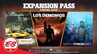 Just Cause 4: Expansion Pass Trailer - Square Enix | EB Games