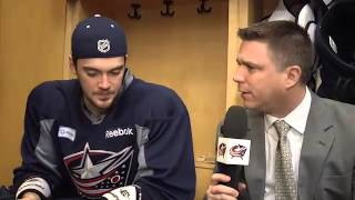 Game Day: Tim Erixon (2/10/13)