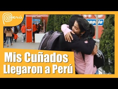 Llegaron mis Cuñados - Mundoalexo en Perú