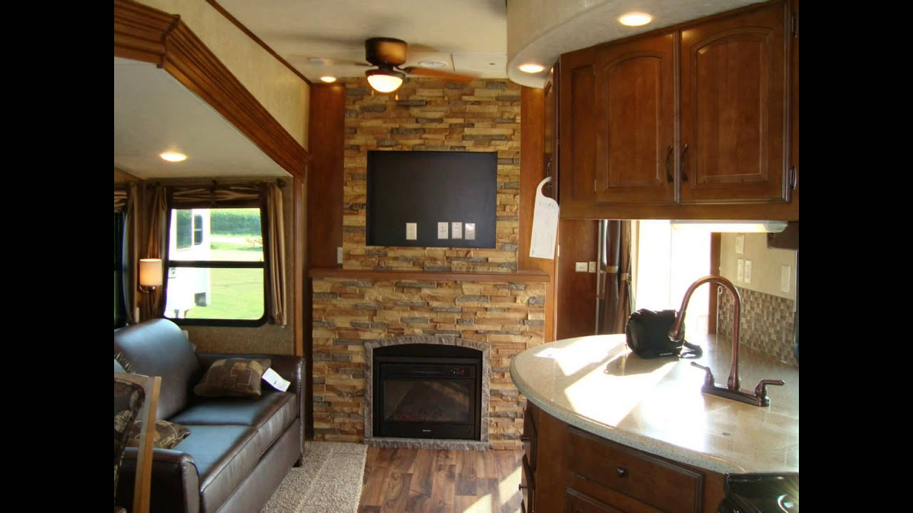 2014 Wildwood Grand Lodge 408loft Travel Trailer By Forest