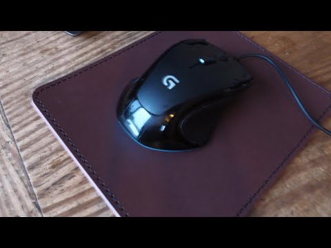 What I Can Do On A Small Mousepad...