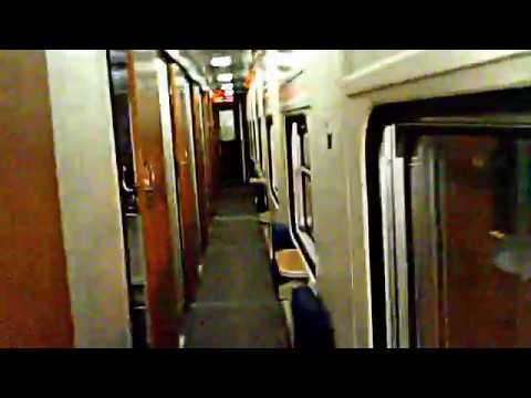 Green Line Express interior night at karachi Pakistan